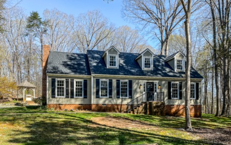 Under contract! 4124 New Sharon Church Road, Hillsborough, NC 27278