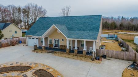 Sold! 291 Patterson Drive, Roxboro, NC