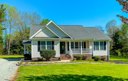 Under Contract! 166 Thorncrest Drive, Timberlake, NC