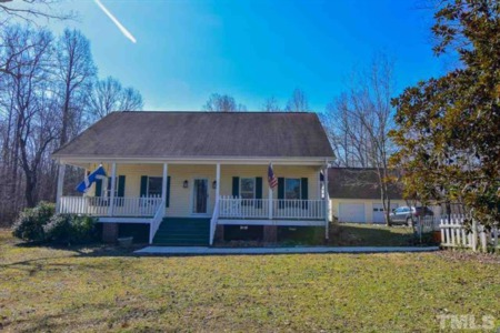 Sold! Beautiful Home on 10 Acres in Orange County, NC!