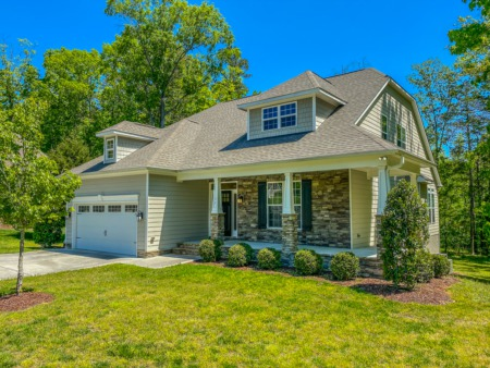 Home Tour of Treyburn Stunner in Durham, NC!
