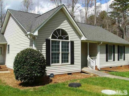 House Sold in Timberlake, NC! 55 Hunters Lane
