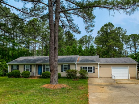Durham Home for Sale! 3615 Rivermont Road