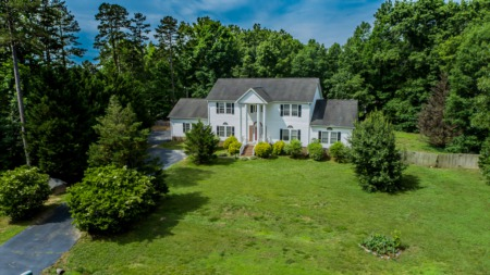 Just Listed! Home for sale in Timberlake, NC!