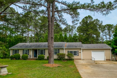 Under Contract! Home on Rivermont Road, Durham, NC!