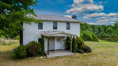 Rougemont Farmhouse Under Contract!