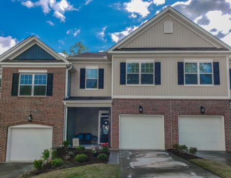 Town house in Hillsborough Sold!