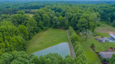 Private Timberlake Home -1649 Ned Moore Road is Under Contract!