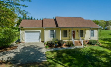 Home Sold on Antioch Church Road in Timberlake, NC!