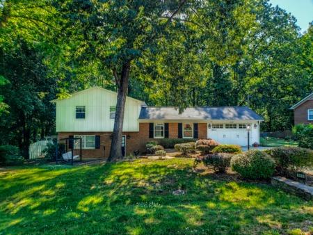 Sold! Split Level in Durham, NC!