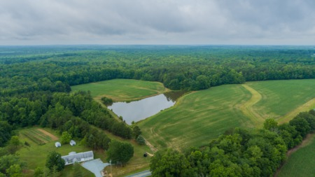 Under Contract! 81 Acres on Victor Chandler Road