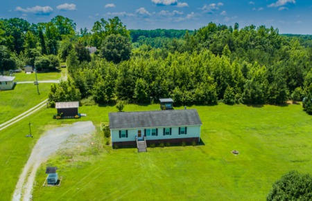 3D Virtual Tour at New Listing 4814 Mt Harmony Church Road, Rougemont, NC 27572
