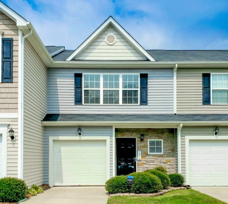 Virtual Tour of Raleigh Townhouse for Sale! 5416 Big Bass Drive