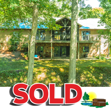 Sold! 49 Stonegate Drive at Hyco Lake