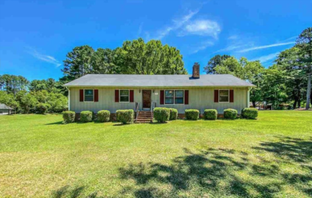 Under Contract! 3900 Cole Mill Road