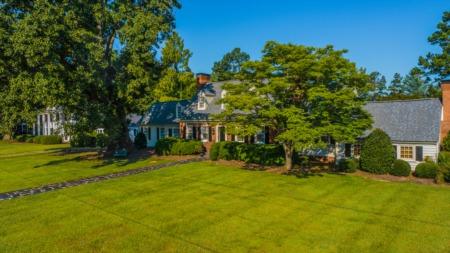 New Listing! Luxury Home on Crestwood Drive in Roxboro, NC!