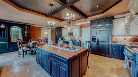 Virtual Tour of Luxury Home in Roxboro, NC!