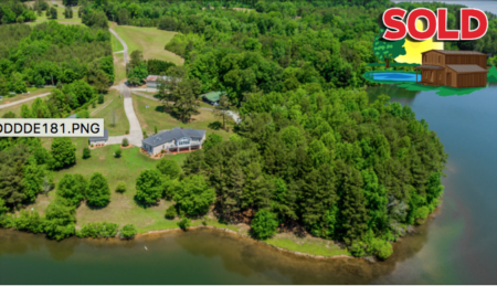 Sold! Gorgeous Mayo Lake Home in Roxboro, NC!