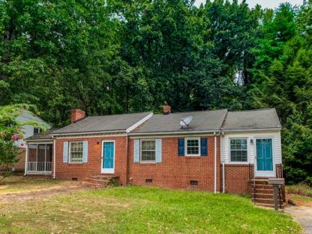 For Sale! 404 Clayton Avenue in Roxboro, NC