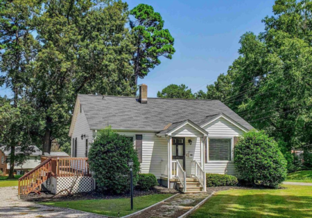 Sold! 100 Pine Tree Drive in Oxford, NC!