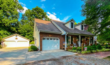 Sold! 187 Woody Drive in Timberlake, NC!