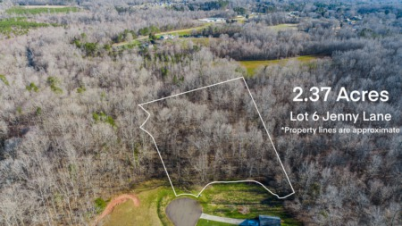 Timberlake Home Site Available in Laurel Flats!