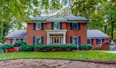 Don't miss this Elegant Roxboro Home on 4 Acres!