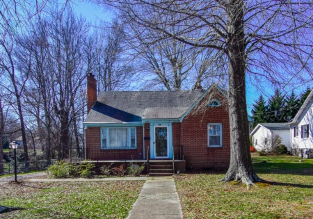 New Listing in Roxboro, NC! Meticulously Maintained Brick Home!