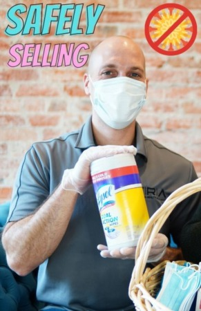 Selling Your Home Safely During A Pandemic