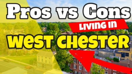 What We Like & Dislike About West Chester, Pa! (VIDEO)
