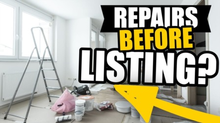 What Items Should You Fix Before Listing Your Home For Sale?