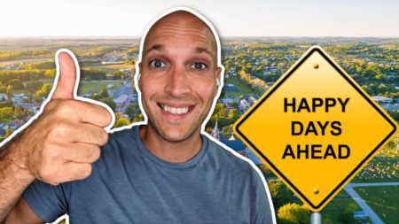 The HAPPY Truth About The Pennsylvania Real Estate Market!