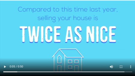 Selling Your House Is Twice as Nice