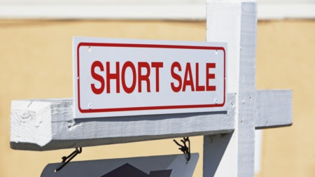 What is a shortsale?