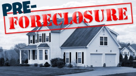 What Is A Pre Foreclosure??