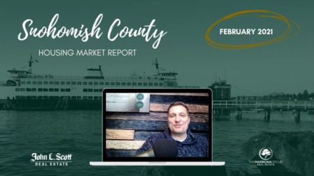 February 2021 Snohomish County Real Estate Update