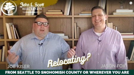 Relocating from Seattle to Snohomish County
