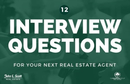 What Questions Should I Ask A Real Estate Agent Before Hiring Them