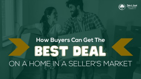 HOW CAN BUYERS GET A DEAL IN A SELLERS MARKET