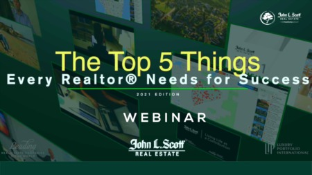 The 5 Things That Realtors Need to Know in 2021
