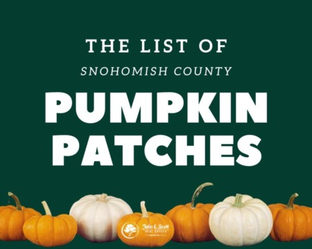 Snohomish County Pumpkin Farms and Haunted Houses 2021