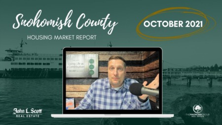 Snohomish County Real Estate Market Report October 2021