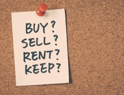 How Can You Decide Whether to Rent or Sell Your Home?