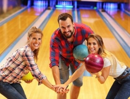 Our Client Appreciation Bowling Party Is Coming up and You're Invited