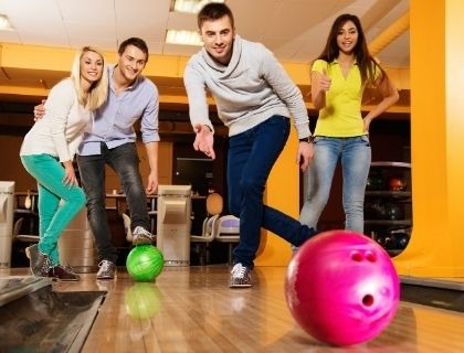 Join Us on April 14 for Food, Fun, and Bowling