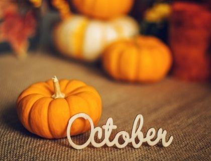 Mark's Market Update - October 2019 vs October 2018