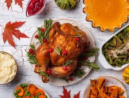 Sarah Scheu Happy Thanksgiving Recipe