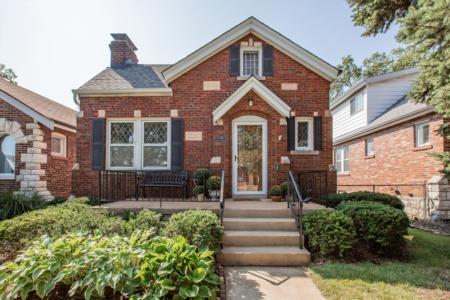 Historic Highlight: 5746 Lisette Avenue & Princeton Heights