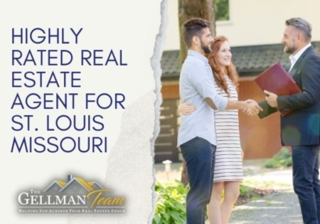 Highly Rated Real Estate Agent for St. Louis MO
