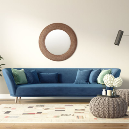 HOME SELLER TIP: Add a Mirror